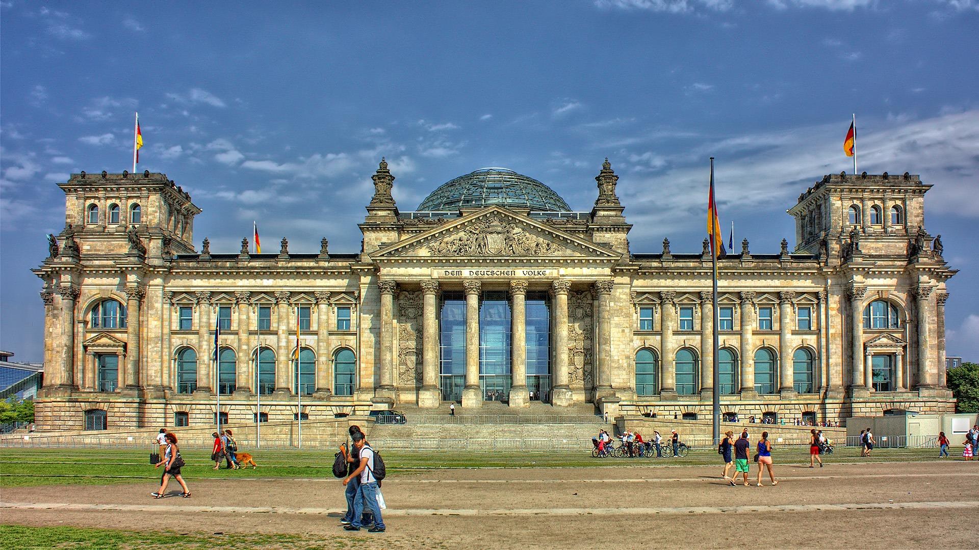 2014 - Vom Rennsteig nach Berlin