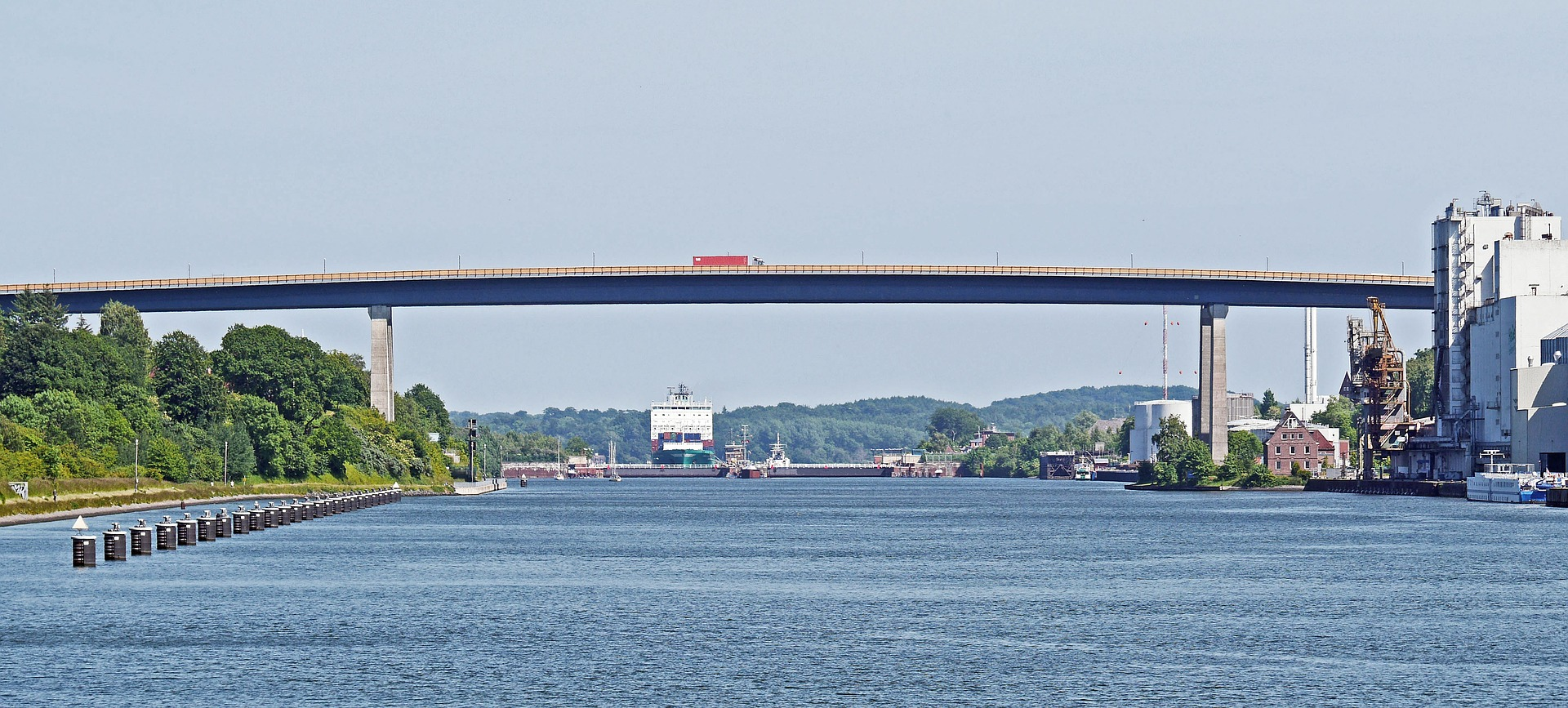 2010 - Minden – Nord-Ostsee Kanal – Minden