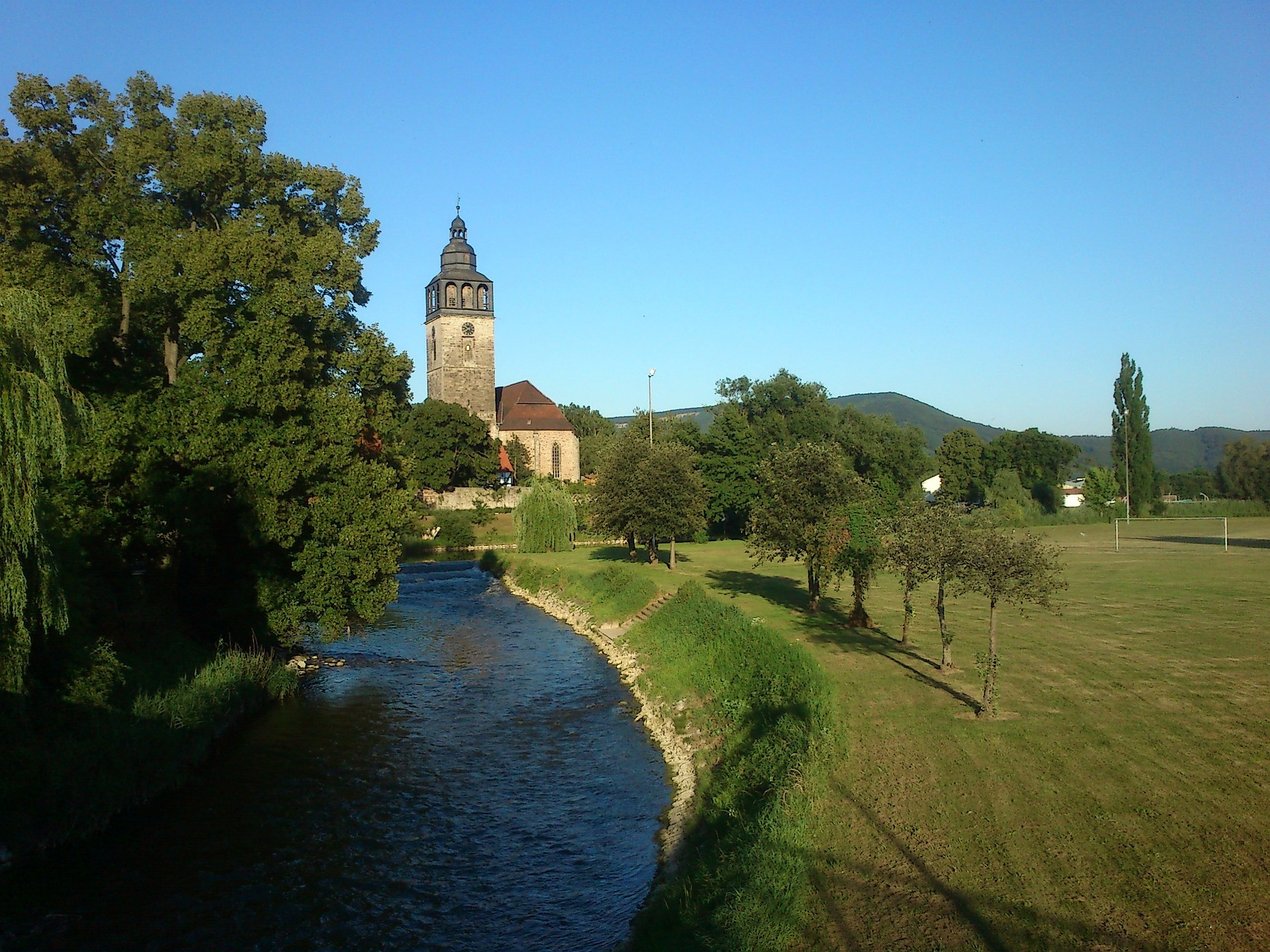 2004 - Werra Radweg